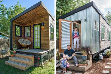 Design Inspirations For The Perfect Tiny House On Wheels