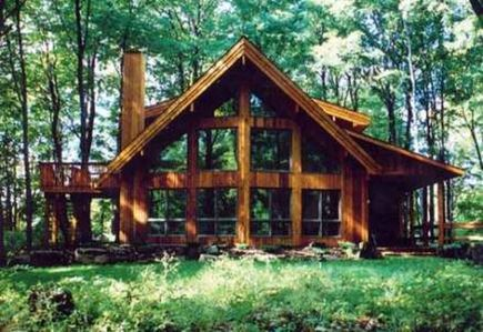 Best-Small-Log-Cabin-Ideas-With-Awesome-Decoration-28-