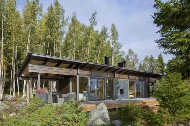Best-Small-Log-Cabin-Ideas-With-Awesome-Decoration-37-
