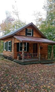 Best-Small-Log-Cabin-Ideas-With-Awesome-Decoration-41- (1)